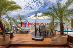 Título do anúncio: Cobertura triplex, reformada, a poucos metros da Praia de Copacabana, com 360 m