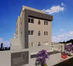 Apartamento à venda com 3 dormitórios em Santa mônica, Belo horizonte cod:2328