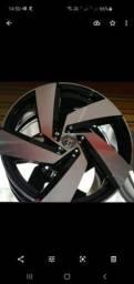Título do anúncio: Rodas VW Golf aro 14 novas em até 10x de R$185,00 no cartão de crédito