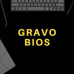 Gravo BIOS de Placa Mãe, Notebook e Placa de Vídeo