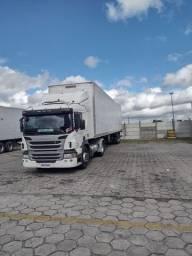 Scania p360 opticruse com 220 mil km estado de zero