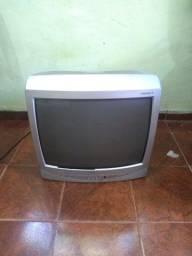televisão usada