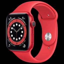 Título do anúncio: Apple Watch S6 (red edition)