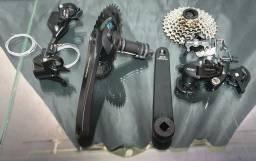 Título do anúncio: Kit tração bike 8v ADX Audax são peças zero nunca rodadas