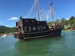Escuna barco