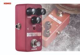 pedal distortion fds2 - role as fotos confira outros itens