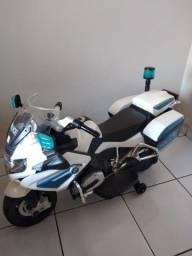 Moto Elétrica Infantil da BMW  (Polícia)