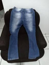 Calça jeans skine Tam 40 60,00 reais