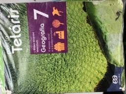 Livro de geografia 7º ano