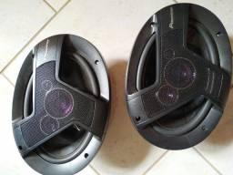 Conjunto alto falantes Pioneer 6x9