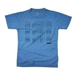 Camiseta Off Road TR4 - Gerações
