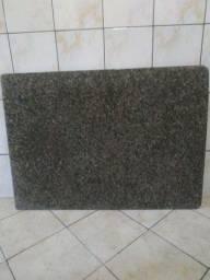 Uma pedra de mármore