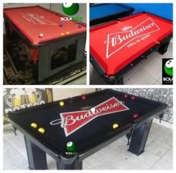 Sinucas Personalizadas Budweiser A Partir De R$ 1.290,00