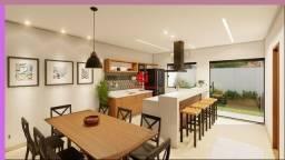 Ponta Negra Casa térrea com 3 Suítes Condomínio residencial Passa