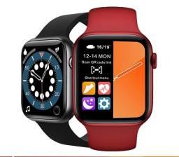 2021 iwo 13 max relógio inteligente T500 + mais tela 1.75