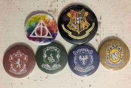 Título do anúncio: Bottons do Harry Potter