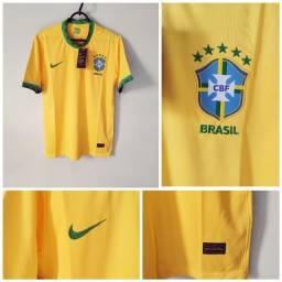 Novas Camisas da Seleção Brasileira 2021