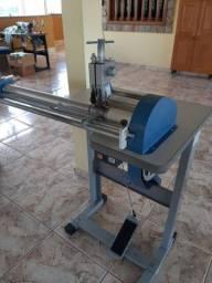 Máquina Cortar Viés 2 Facas Metalnorte