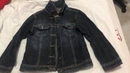 Título do anúncio: Casaco Jeans infatil