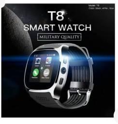 Relógio inteligente Smartwatch. Apenas 3 meses de uso