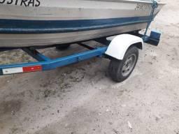 Título do anúncio: Vendo reboque para barco