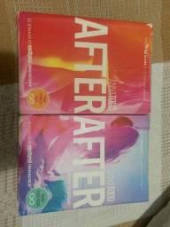 Livro After 1 e 2