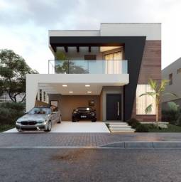 Casa em Cará-Cará, Ponta Grossa/PR de 183m² 3 quartos à venda por R$ 695.000,00