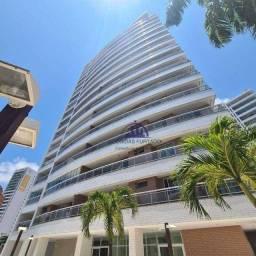 Título do anúncio: Apartamento com 3 dormitórios à venda, 128 m² por R$ 790.000 - Guararapes - Fortaleza/CE
