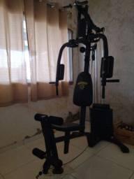 Título do anúncio: Estação de Musculação ( PRETORIAN)