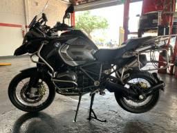 Moto BMW R 1200 GS Adventure Triple Black 18/18