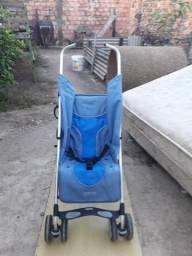 Carrinho de bebê para menino 80,00 reais