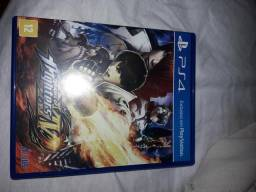The king of fighter Ps4