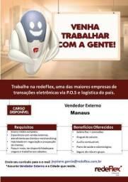 Manaus - Vendedor Externo