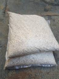 Aquário substrato aragonita 20 kilos