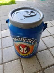 Cooler de cerveja Antarctica