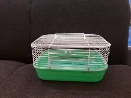 Gaiola de transporte para hamster