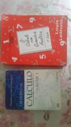 Livros de cálculo 1
