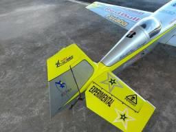 Aeromodelo avião extra 330sc 41% de composite só o kit