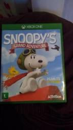 Snoopy adventure Xbox one