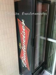Personalize seu Freezer Cervejeiro ou Expositor