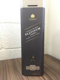 Whisky Johnnie Walker Platinum 18 anos