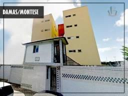 Apartamento no Montese / Damas - 1º Andar