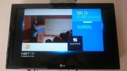 5f961abb3 Tv Lcd Lg 32 pol. Full HD com função Time Machine (pouco uso)