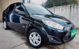 Ford Fiesta Fiesta Sedan 1.6 com GNV Legalizado - Preto - 2012