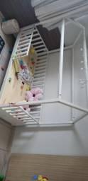 Cama solteiro infantil casinha