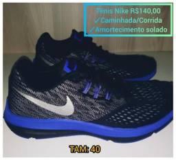 Nike, Timberland & OLK