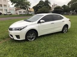 Corolla novíssimo - 2017