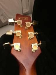 Guitarra violão Ibanez híbrido