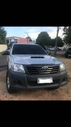 Hilux Cabine Simples 2015/2015 - 2015
