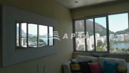Apartamento à venda com 2 dormitórios em Jardim botânico, Rio de janeiro cod:TJAP21192